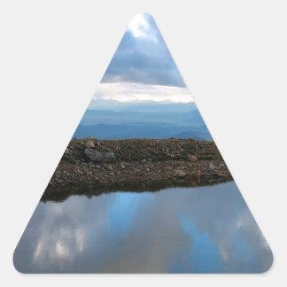 Sky High Reflection Sticker