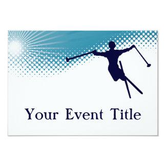 sky high skier card