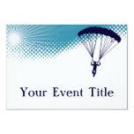 sky high skydiver custom invite
