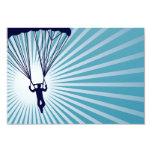 sky high skydiver invites