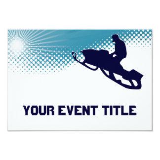 sky high snowmobile card