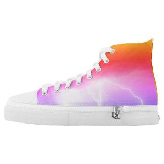 Sky High Top Shoe