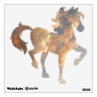 Sky Horse #7 Wall Decal