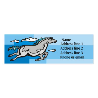 Sky Horse Business Card