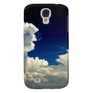 Sky Hot And Steamy Galaxy S4 Cover