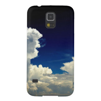 Sky Hot And Steamy Galaxy S5 Cover