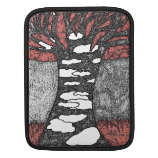 Sky in a Tree on Rickshaw Sleeve Sleeves For iPads