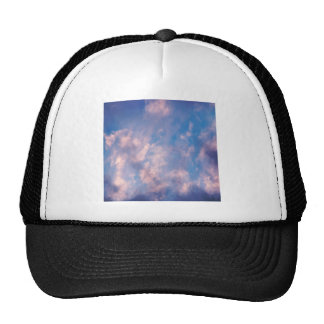 Sky Into The Light Trucker Hat