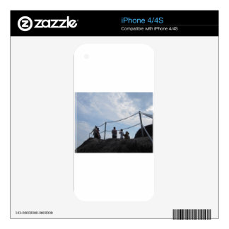 sky iPhone 4 decal