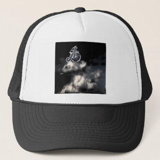 sky is a limit trucker hat
