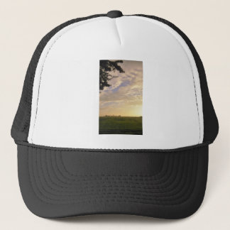 Sky is falling trucker hat