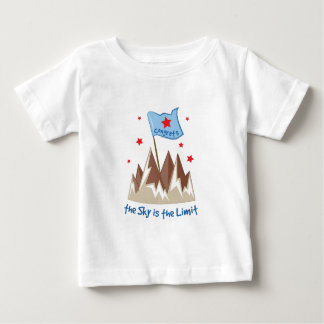 Sky Is Limit Baby T-Shirt