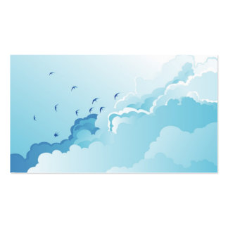 Sky is the Limit! Business Card