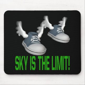 Sky Is The Limit Mouse Pad