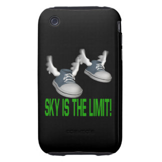 Sky Is The Limit Tough iPhone 3 Case