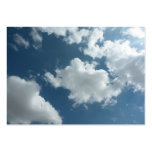 Sky Large Business Cards (Pack Of 100)