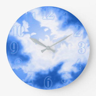 Sky Large Clock
