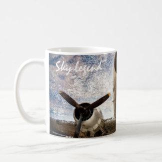 Sky Legend needs refueling customizable Coffee Mug