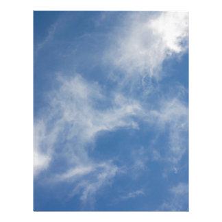 Sky Letterhead
