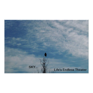 Sky Life's Endless Theater Poster