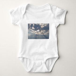 Sky Light Baby Bodysuit