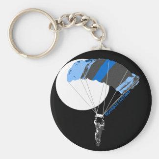 """Sky Light"" Keychain"