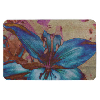 Sky Lily Magnet