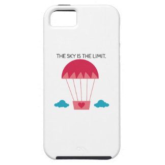 Sky Limit is the limit iPhone 5 Cases