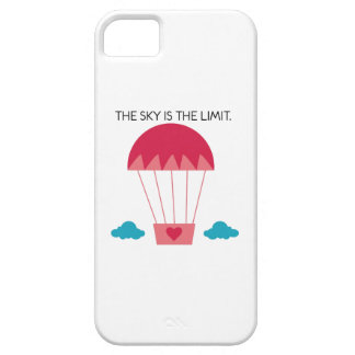 Sky Limit is the limit iPhone 5 Covers