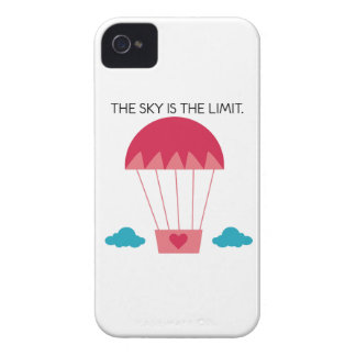 Sky Limit is the limit Case-Mate iPhone 4 Cases