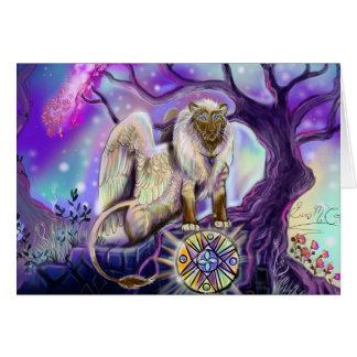 Sky Lion~greeting cards