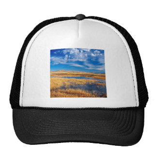 Sky Lower Klamath Lake Nature Trucker Hat