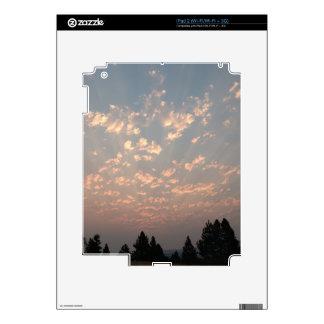 Sky messenger iPad 2 skin