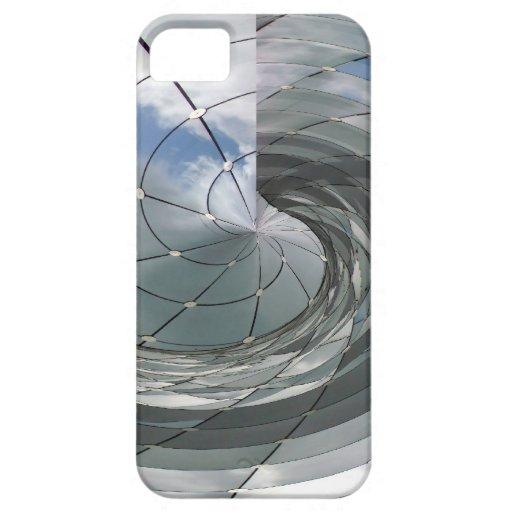 SKY MIRROR TWIST iPhone 5 COVERS