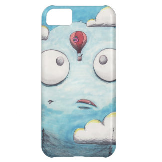 Sky Monster iPhone Case iPhone 5C Case