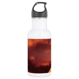 Sky Mount Wilber Glows Stainless Steel Water Bottle