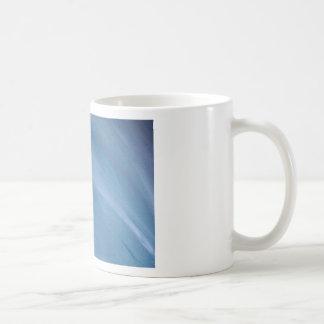 sky basic white mug