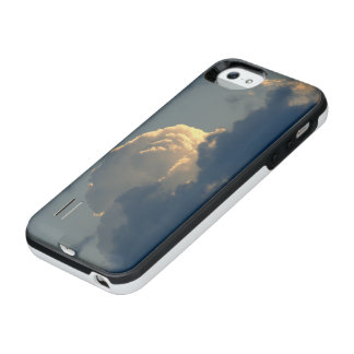 Sky Mushroom iPhone SE/5/5s Battery Case