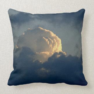 Sky Mushroom Pillow
