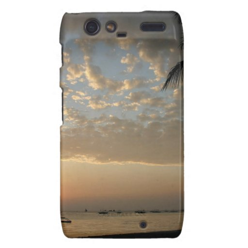Sky Natures Sunset Droid RAZR Covers