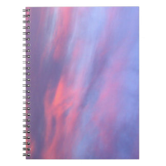 Sky notebook colors