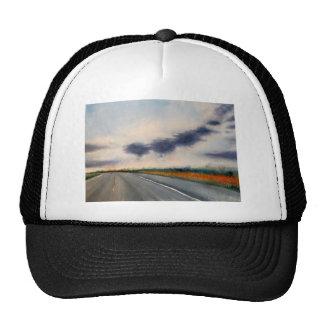 Sky on the M 14 Ann Arbor MI 2 Mesh Hat
