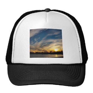 Sky Onwards To The Light Trucker Hat