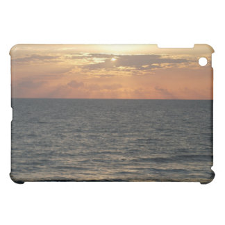 sky over atlantic ocean iPad mini cases
