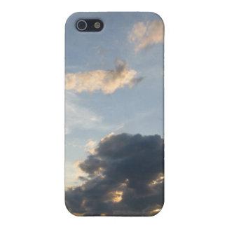 sky over Maine iPhone SE/5/5s Case