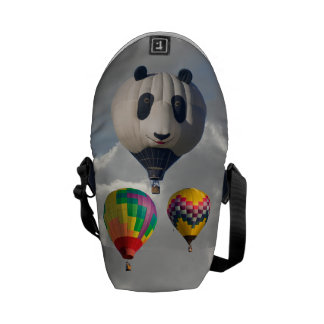 SKY PANDA MESSENGER BAG
