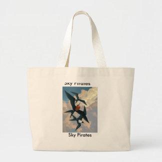 Sky Pirates Canvas Bag