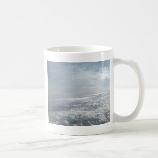 Sky, Plane View, Beautiful Clouds Coffee Mug