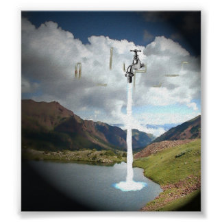 sky plumbing poster