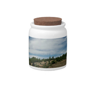 Sky Poppyfield Exposure Candy Jars